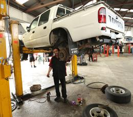 Mag Wheel Repairs