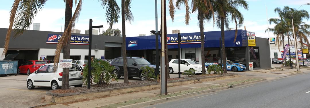 Pro Paint'n'Panel premises