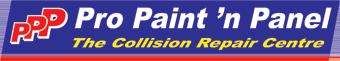 Pro Paint'n'Panel logo